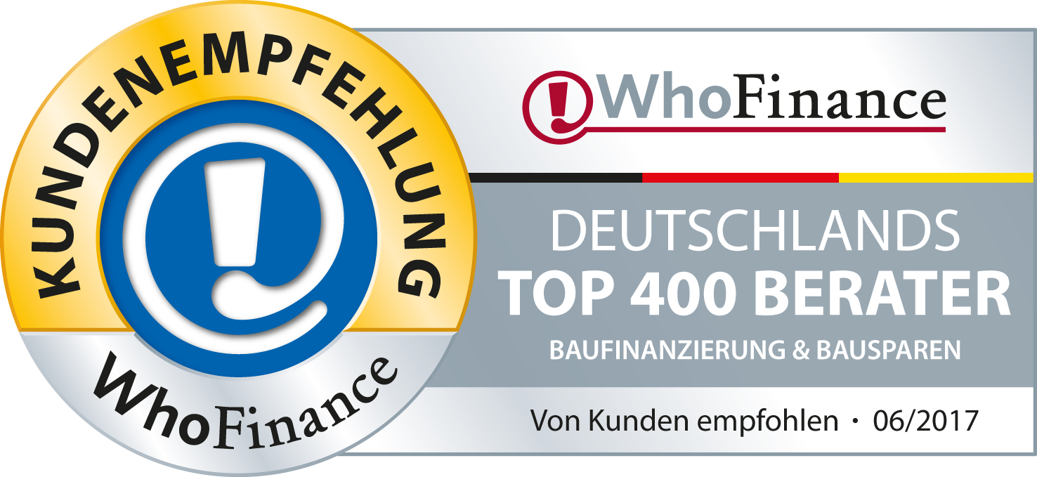 Top 400 Berater 2017 Bauen